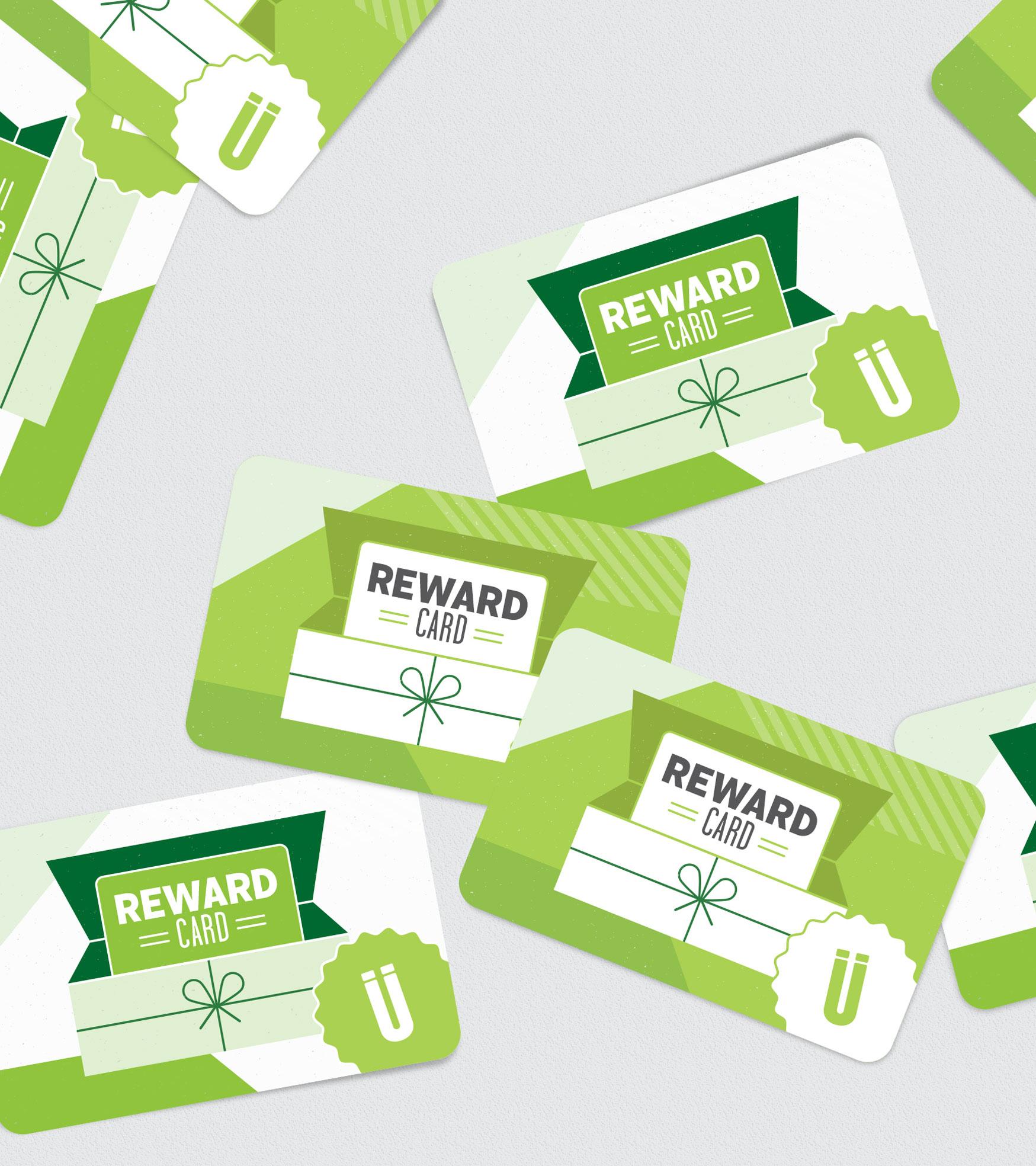 Uberrito fast-casual restaurant rewards